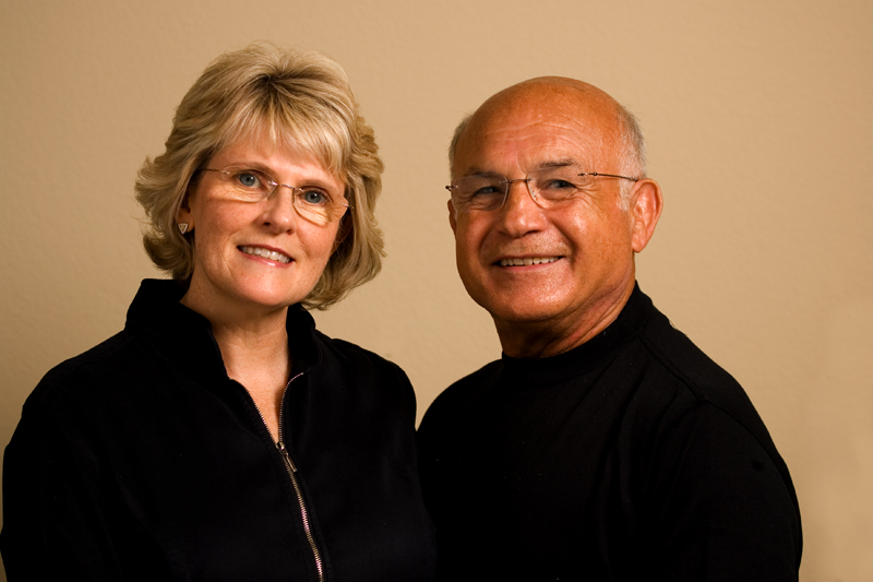 Valerie and Manoli Savvenas