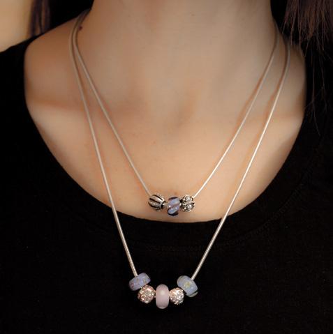 Pandora necklaces chains