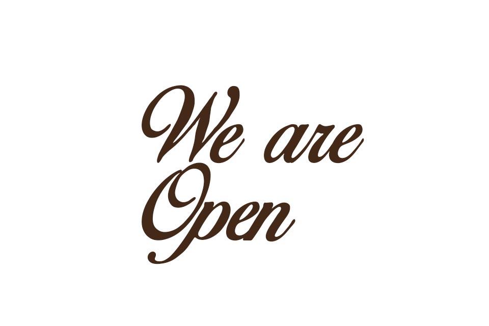 Manoli's Jewelers is Open